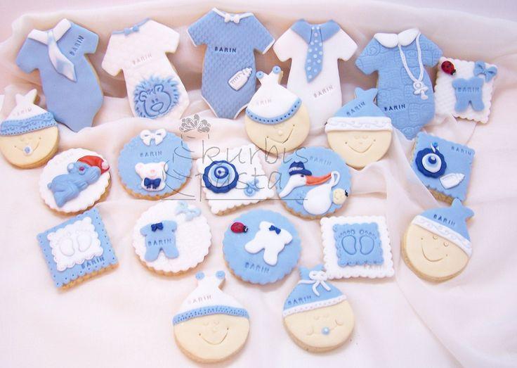 Bebek Kurabiyeleri / Baby Cookies