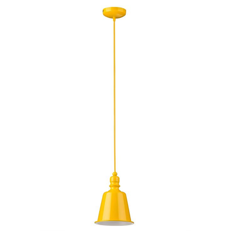 Yellow Industrial Pendant Light: 22 Best Scandi Style Lighting. Floor And Ceiling Lights