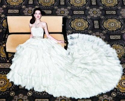 Million Dollar Wedding Dresses See More Yumi Katsura