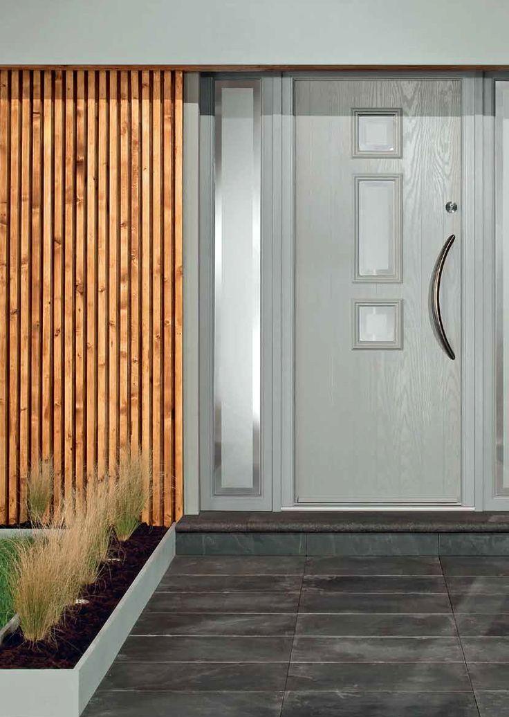 69 best composite upvc door styles images on pinterest for Contemporary upvc front doors