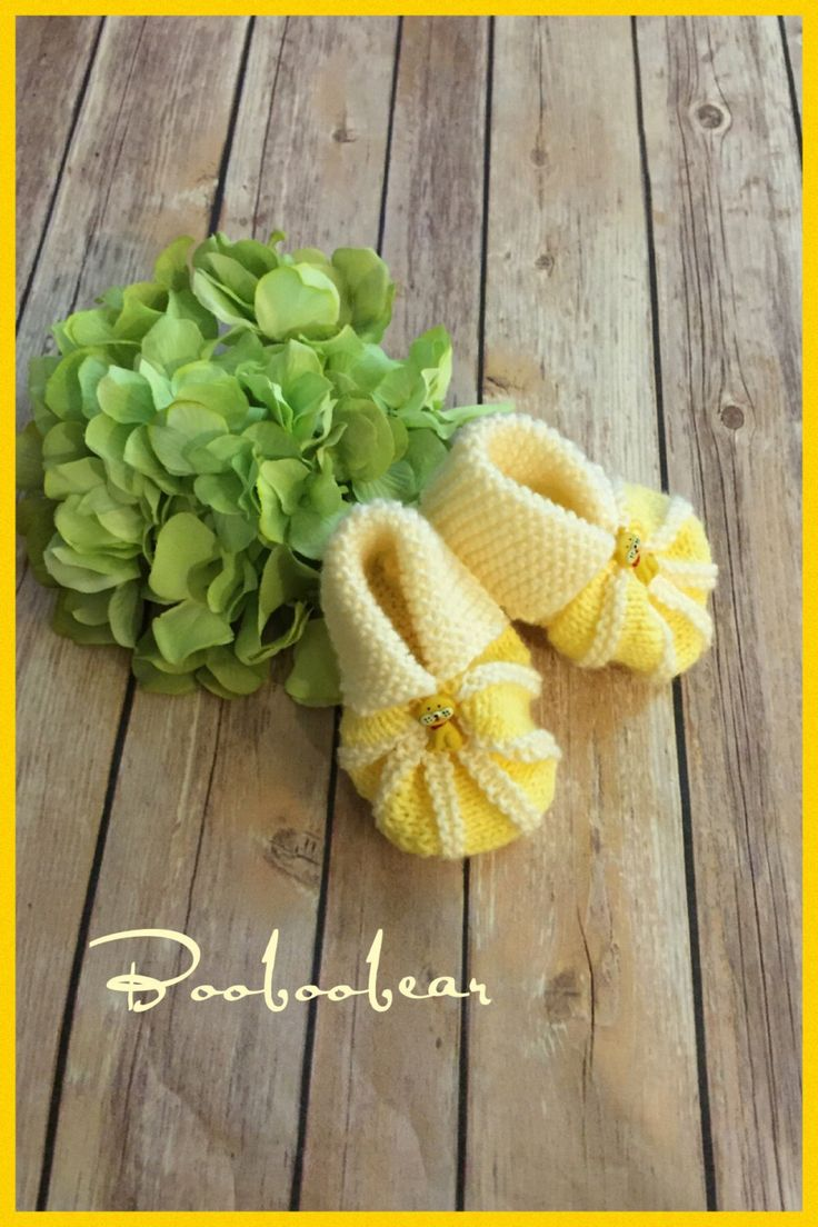 A personal favorite from my Etsy shop https://www.etsy.com/listing/479620117/crochet-baby-shoes-size-4-5