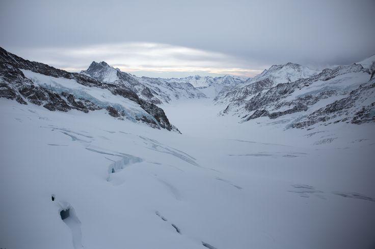 fot. Monika Kawecka // Switzerland, Top of Europe-  Jungfrau