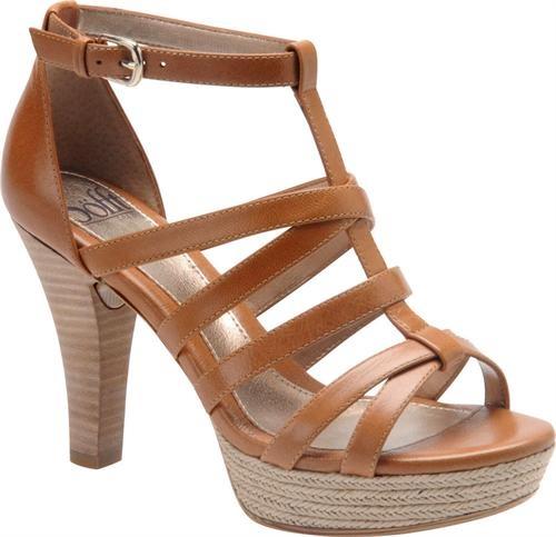 St. Larouse @ http://www.shoeline.com/asp/dcpItem.asp?style=S1252800: Fantastic Shoes, Sofft St., Perfect Shoes, Sandals Heels, Sofft Women, Women Shoes, Women Sofft, Larous Sandals, Luggage Leather
