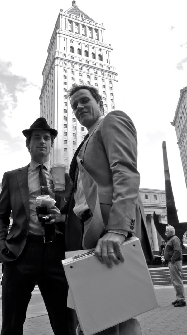 neal caffrey and peter burke relationship questions
