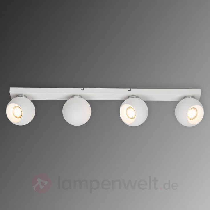 Oltre 1000 idee su led deckenlampen su pinterest for Led deckenlampe lang