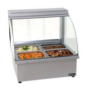 HOT FOOD BAR 2 DIVISIONS | New Catering Equipment | Africa's Catering Equipment | Restaurant Equipment, Catering Supplies, Used Catering Equipment
