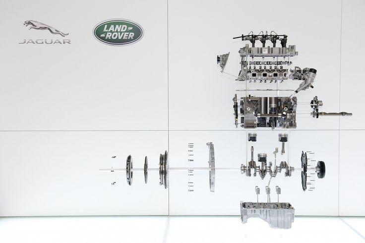 Le Land Rover Discovery Sport reçoit les moteurs diesel Ingenium - via Jaguar Land Rover Fréjus www.jaguarlandrover-cotedazur.com