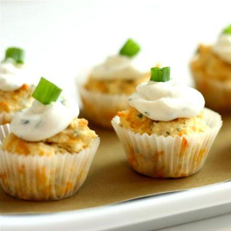 Daddy Cool!: Συνταγές για αλμυρα cupcakes