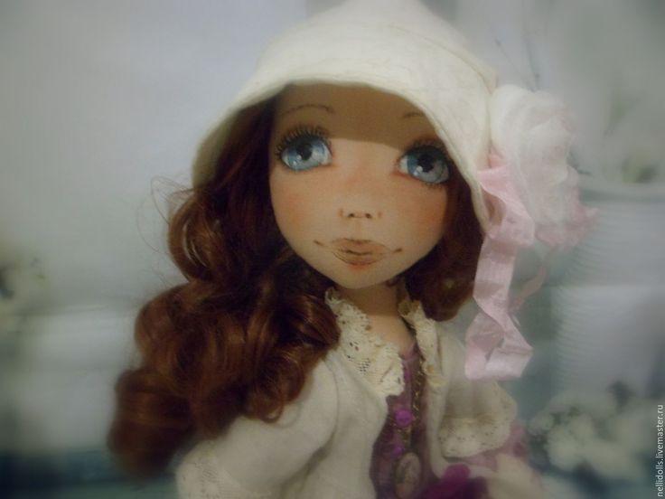 Купить Сшита на заказ - кукла ручной работы, кукла текстильная, кукла в подарок, кукла интерьерная