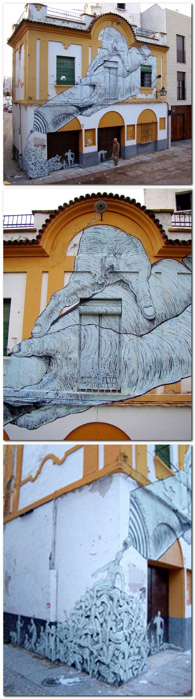 Daniel Muñoz (2013)Street Art