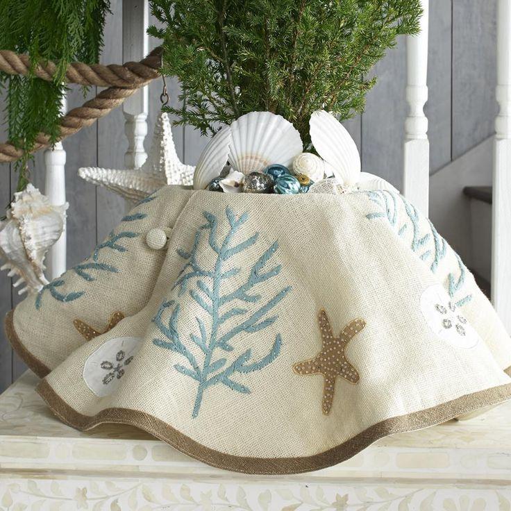 Christmas Tree Skirts Pinterest