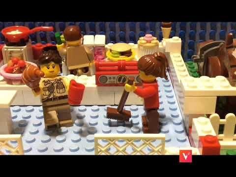 El robo en el bar/The robbery at the bar (stop motion) - YouTube