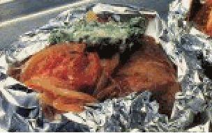 Vibekes mad: Kotelet i folie