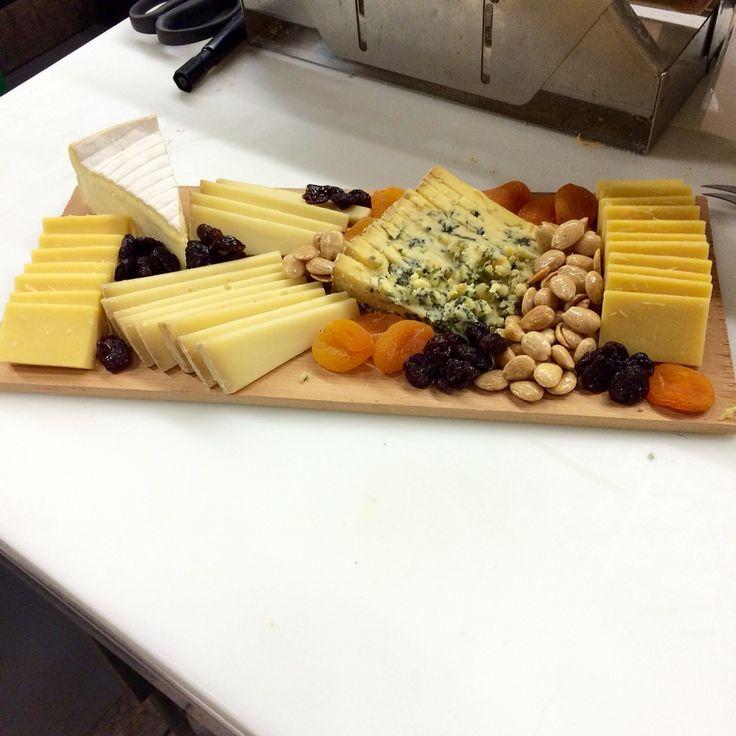 European cheese tray at wegmans Comte Mild Gruyere Blue