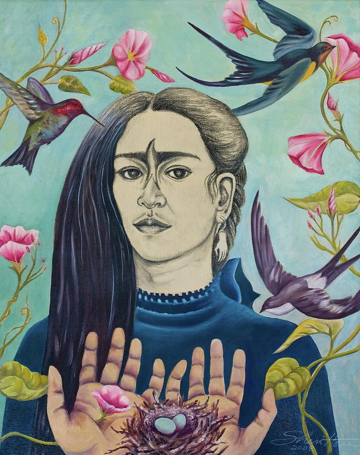 For Frida Painting