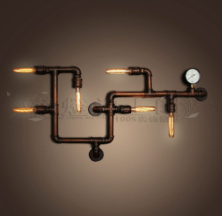 Best 25+ Pipe Lighting Ideas On Pinterest