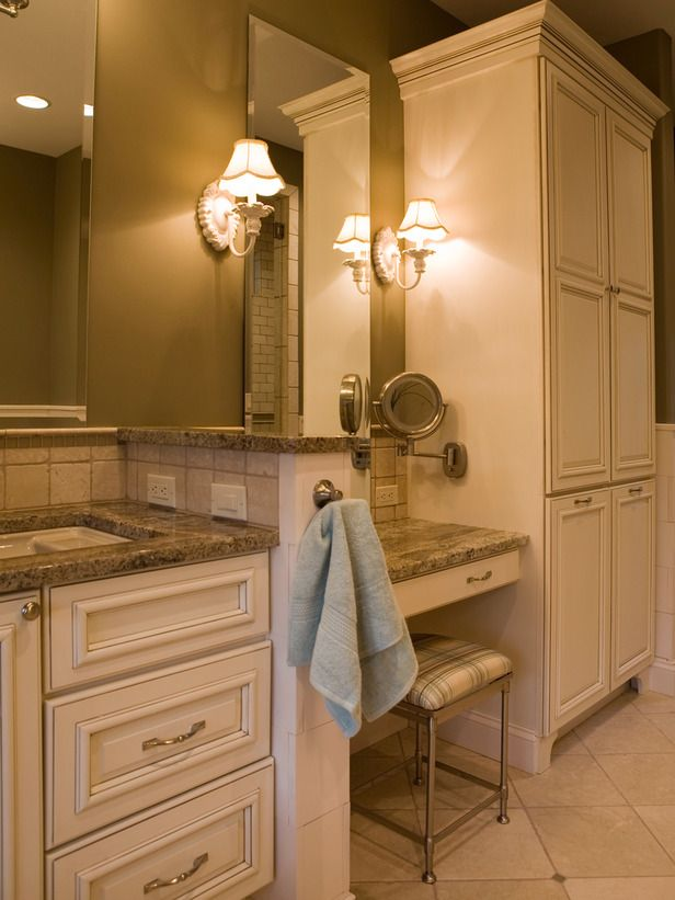 12 Bathroom Storage Ideas