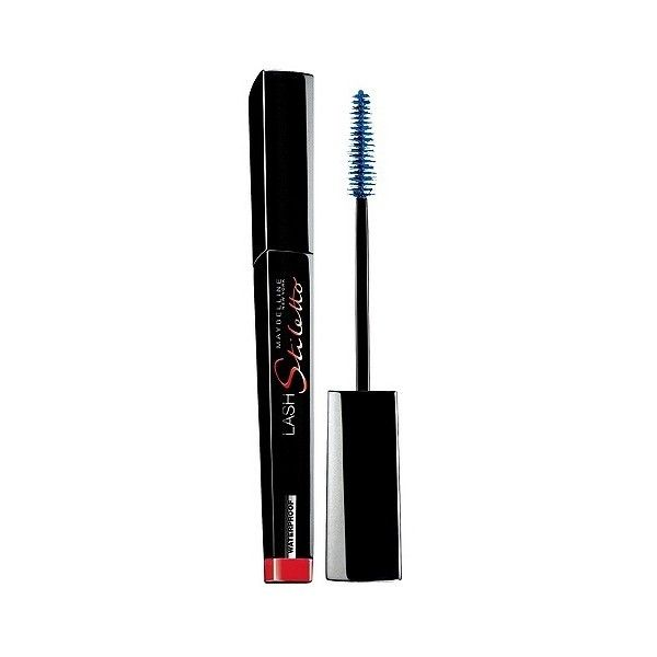 Maybelline Lash Stiletto Ultimate Length Mascara ($6.99) ❤ liked on Polyvore featuring beauty products, makeup, eye makeup, mascara, very black, maybelline eye makeup, lengthening mascara, conditioning mascara, maybelline and maybelline mascara