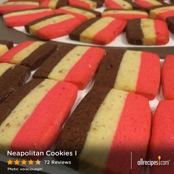 """Neapolitan Cookies I 
