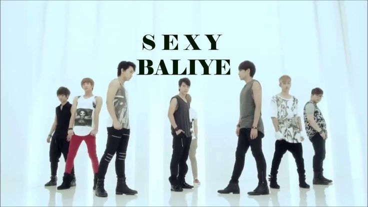 Sexy Baliye | Secret Superstar | Korean Mix | Latest hindi video song