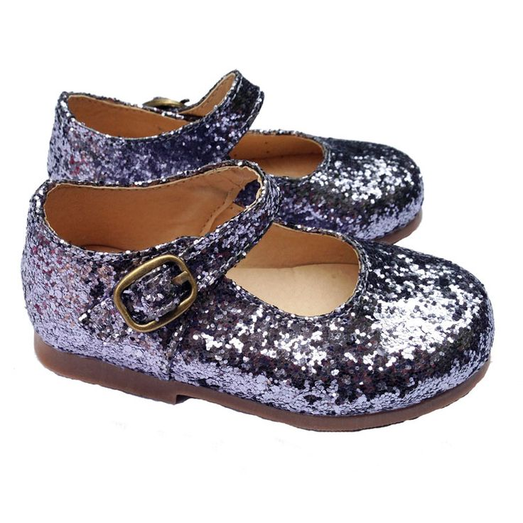 Dorothy Shoes - Grey - Elfie Children's Clothes