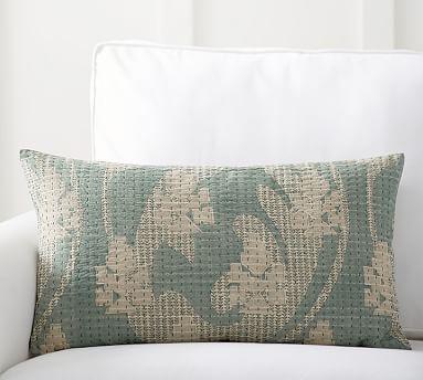 anya lumbar pillow cover potterybarn outdoor throw