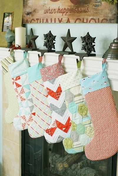 32 besten XMas Stockings Bilder auf Pinterest   Weihnachten, Basteln ...