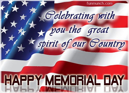 memorial day 2015 message