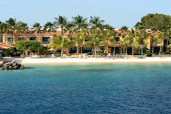 harbor village beach club bonaire