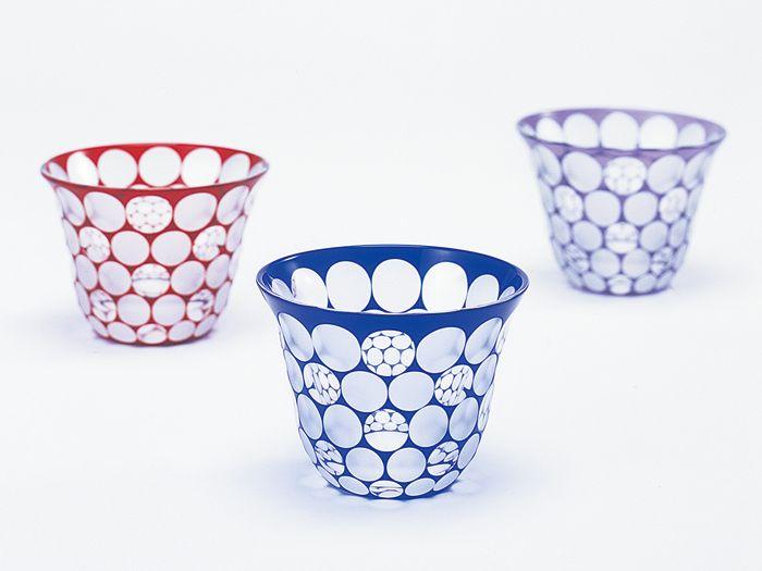 新作江戸切子|伝統工芸江戸切子を製作する篠崎硝子工芸所
