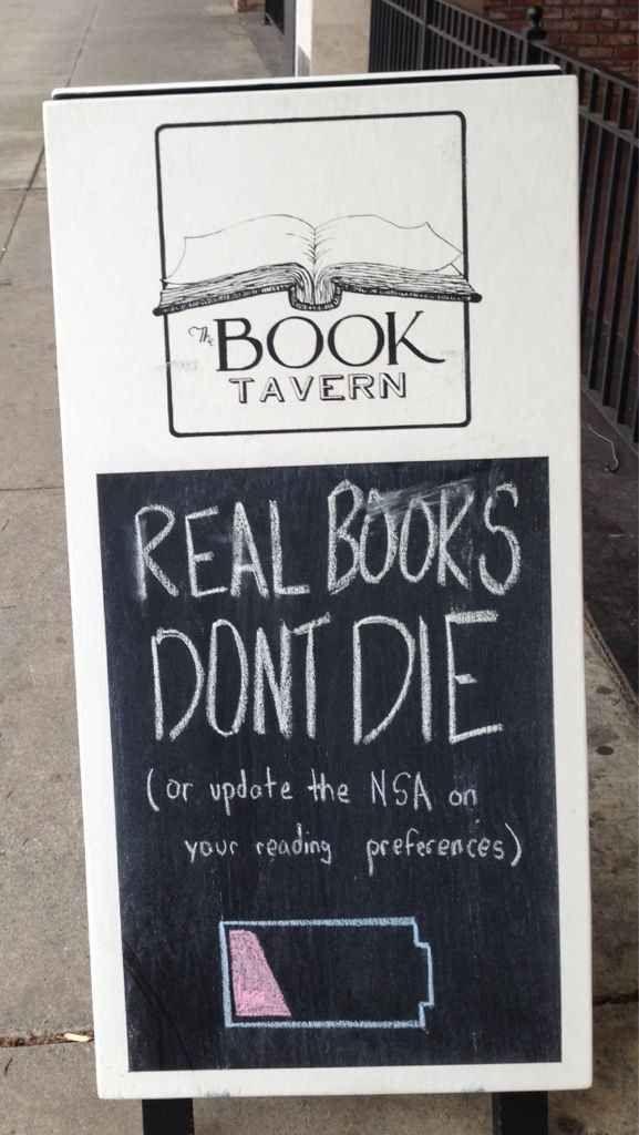 Bookstore Chalkboards