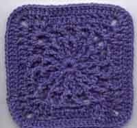 6 or 7 inch Nooks: Crafty Stuff, Crochet Projects, Crochet Squares, Crannies Square, Granny Squares, Blocks, Crochet Patterns