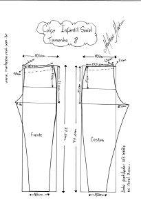 Pantalon classiq enfant