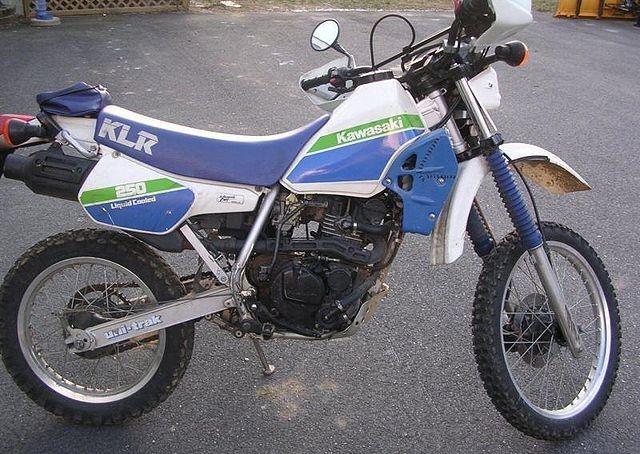 Kawasaki KLR 250 (1986-1988)