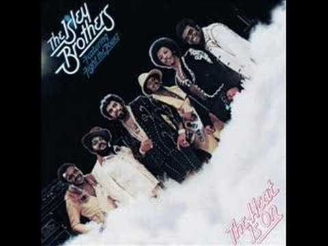 The Isley Brothers - For The Love Of You--Mood music to get women to breathe; relax.  The Spirit can sing to your heart.