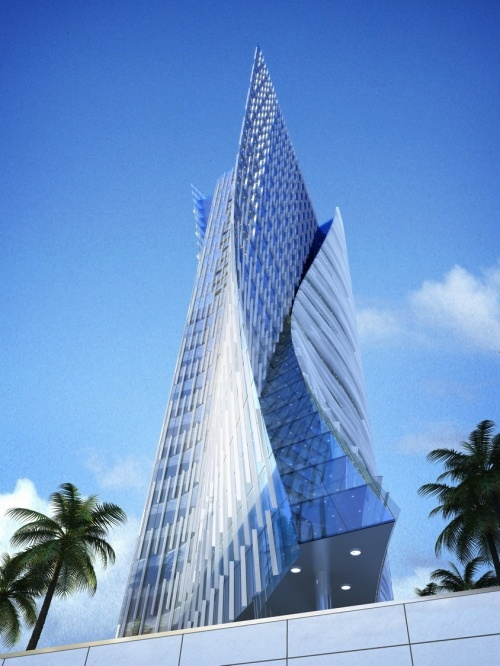 Rosewood Hotel - Architect Handel Architects LLP