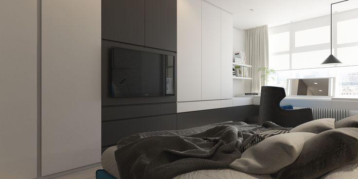Modern interior by ART Studio Design&Construction