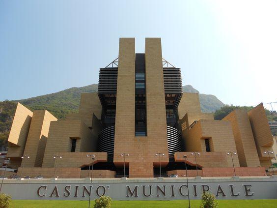 New Casino at Campione   Italy   Mario Botta