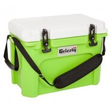 Grizzly Coolers For Sale - Grizzly Coolers 16 Quart Lime Green Cooler at $229.99