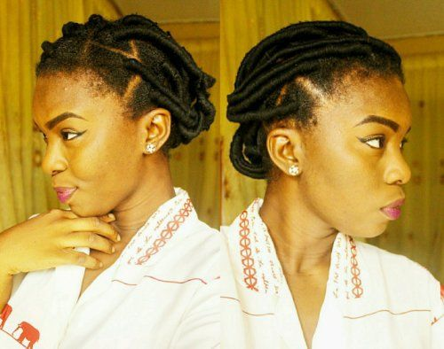 African Hair Threading                                                                                                                                                     More