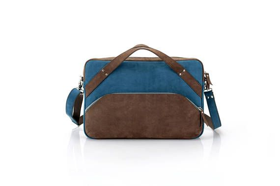 Laptop bag / Leather Bag for documents / Leather Briefcase