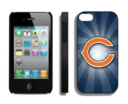 NFL Chicago Bears IPhone 4/4S Case_1! Only $5.50USD