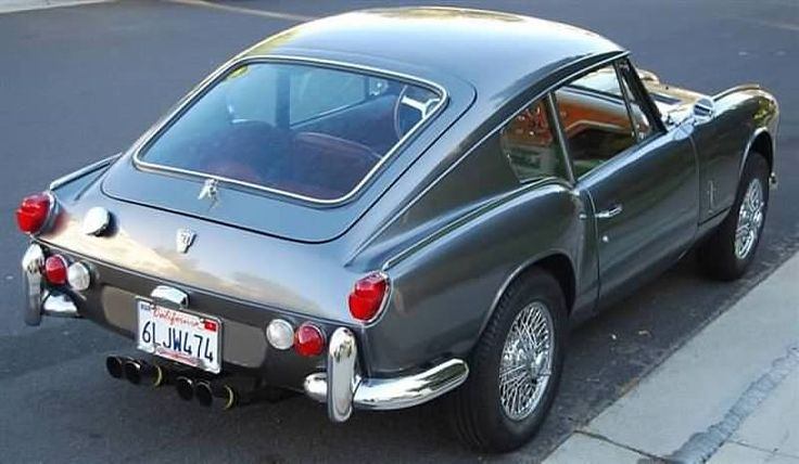 Image result for Triumph GT6 1968
