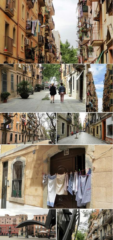 Barceloneta, Barcelone
