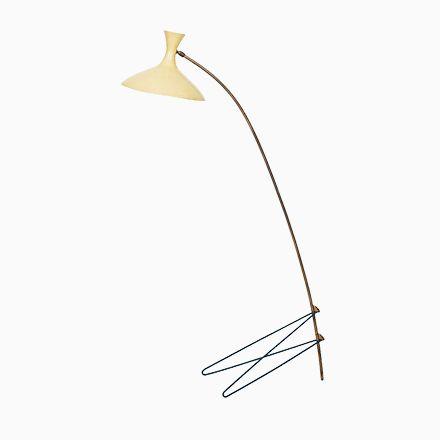 Die besten 25+ gelbe Stehlampen Ideen auf Pinterest gelbe Lampen - stehlampe f r wohnzimmer