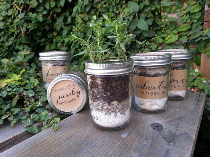 Mason Herb Garden Kit Gardens Videos And Herbs Garden