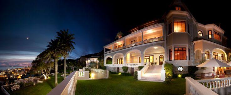 Ellerman House in Bantry Bay, Cape Town