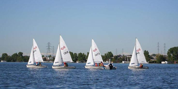 Cadets aged 12-18 learn to sail through the Cansail program. To find out how to join us, visit www.rcscccalgary.ca