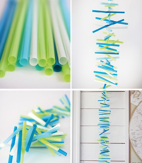 1000 ideas about straw crafts on pinterest drinking - What can you make with straws ...
