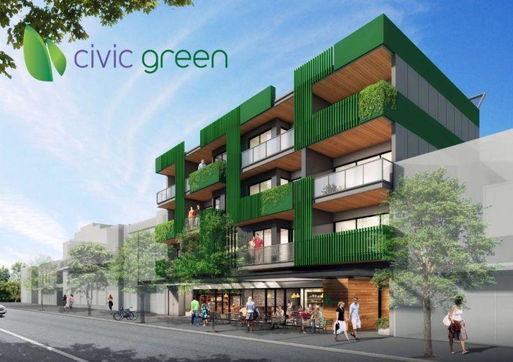 Civic Green 267 - 269 King Street